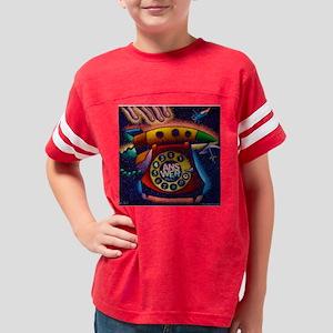 answer-clock Youth Football Shirt