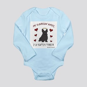 scottish terrier Body Suit
