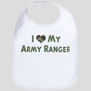 Army Ranger: Love - camo Bib