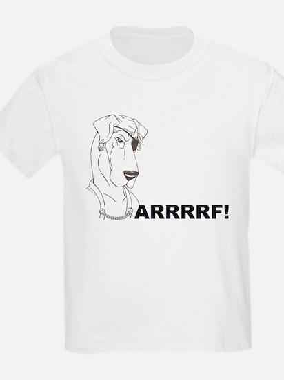 Arrrrrrrf Kids T-Shirt