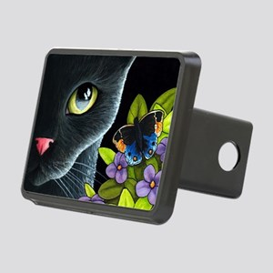 Cat 557 Rectangular Hitch Cover