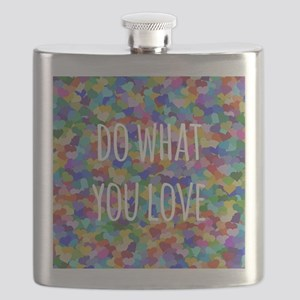 Do what you love Flask