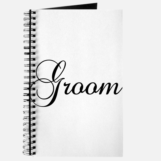 Groom Dark Journal
