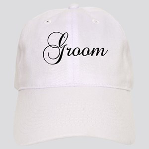 3883f099b2c Groom Dark Baseball Cap