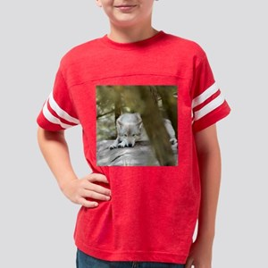 Wolf at Rest Youth Football Shirt