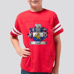 Carli Family Youth Football Shirt