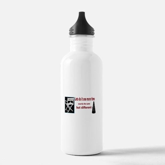 construction Water Bottle