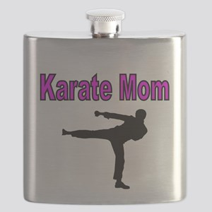 KARATE MOM 2 Flask