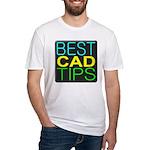 Best CAD Tips Logo T-Shirt