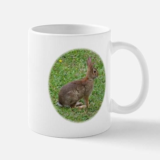 Alerted Rabbit Mug