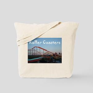 Sunset Coasters Tote Bag