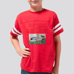 NURSE Youth Football Shirt