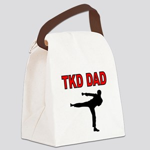 TKD DAD Canvas Lunch Bag