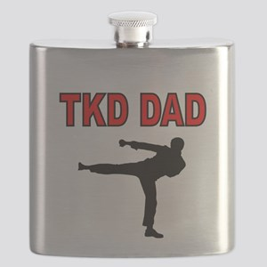 TKD DAD Flask