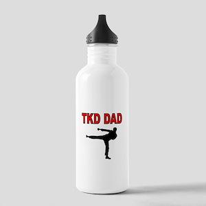 TKD DAD Water Bottle