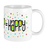 HOOP=HAPPY Mug
