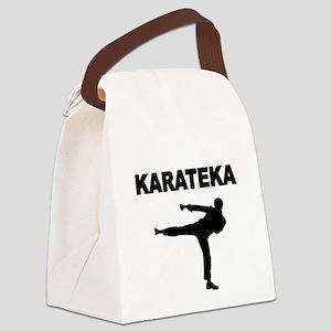 KARATEKA Canvas Lunch Bag