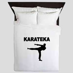 KARATEKA Queen Duvet