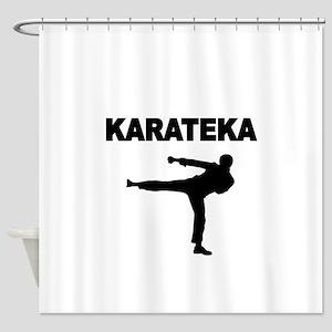 KARATEKA Shower Curtain