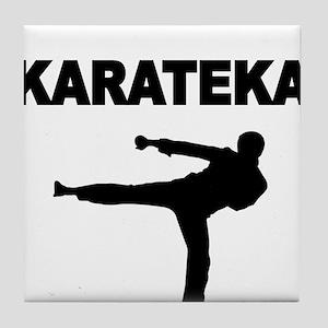 KARATEKA Tile Coaster