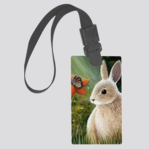 Hare 55 Large Luggage Tag