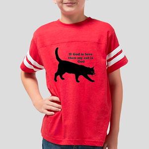 Cat Rush Youth Football Shirt