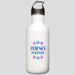 FRIENDS FOREVER Stainless Water Bottle 1.0L