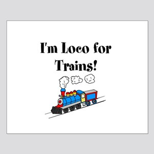 Loco for Trains Posters