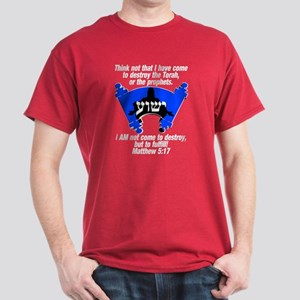 Torah Fulfilled! Dark T-Shirt