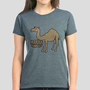 Camel happy hump day Women's Dark T-Shirt