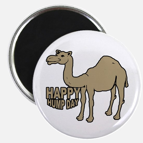 Camel happy hump day Magnet