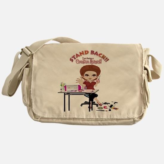 Creative Moment Messenger Bag