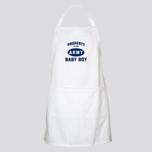 Property of my Baby Boy BBQ Apron