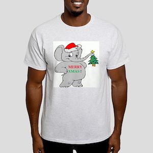 MERRY XMAS ELEPHANT T-Shirt