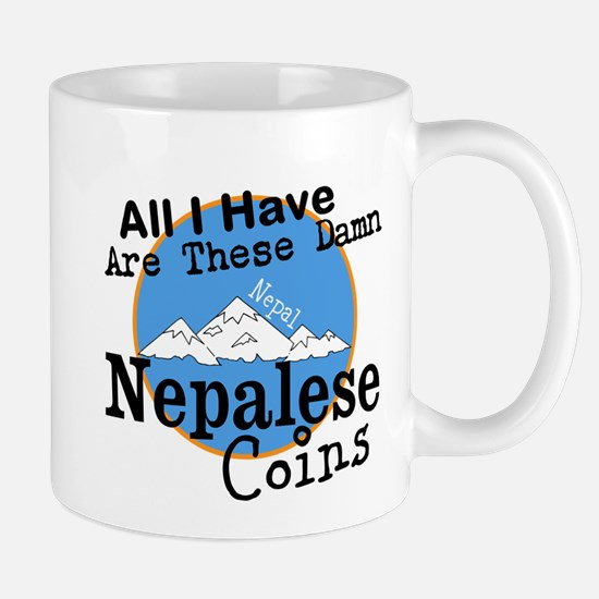 There's Something About Mary Nepal Mug