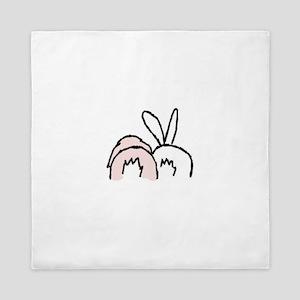 !!bunnybt3 Queen Duvet