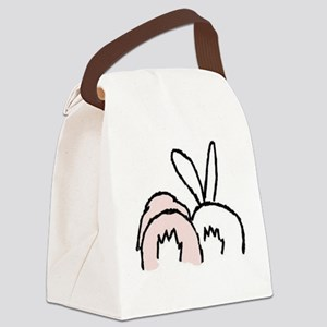 !!bunnybt3 Canvas Lunch Bag