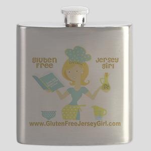 GF jersey Girl Flask