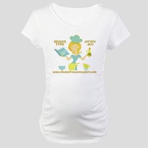 GF jersey Girl Maternity T-Shirt