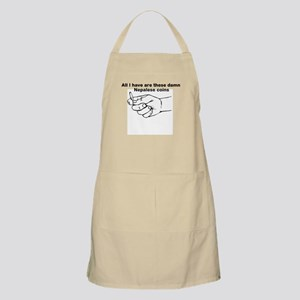 There's Something About Mary, Nepalese Coins Apron