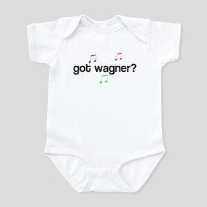 Got Wagner? Infant Bodysuit