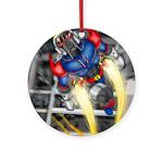 jump jetcolor Ornament (Round)