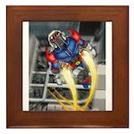 jump jetcolor.jpg Framed Tile