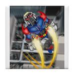 jump jetcolor Tile Coaster