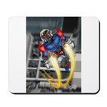 jump jetcolor Mousepad