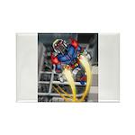 jump jetcolor.jpg Rectangle Magnet (100 pack)
