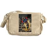 jump jetcolor Messenger Bag