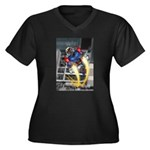 jump jetcolor.jpg Plus Size T-Shirt