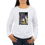 jump jetcolor.jpg Long Sleeve T-Shirt