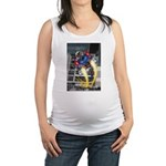 jump jetcolor Maternity Tank Top